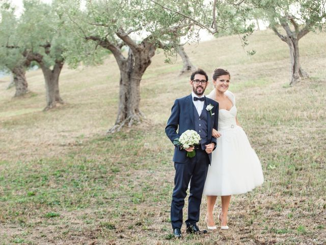 Il matrimonio di Andrea e Marzia a Castelli, Teramo 34