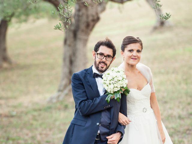 Il matrimonio di Andrea e Marzia a Castelli, Teramo 35