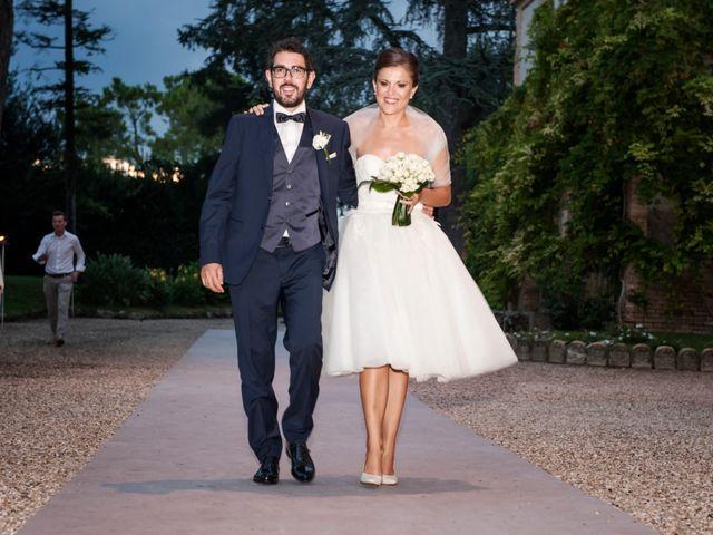Il matrimonio di Andrea e Marzia a Castelli, Teramo 36