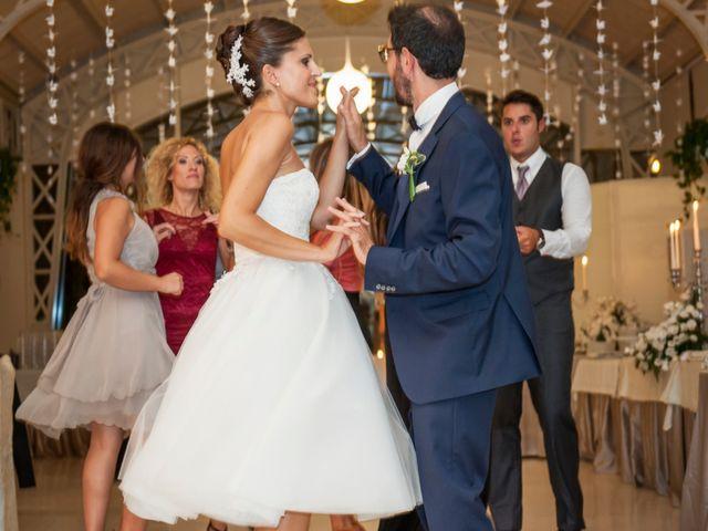 Il matrimonio di Andrea e Marzia a Castelli, Teramo 49
