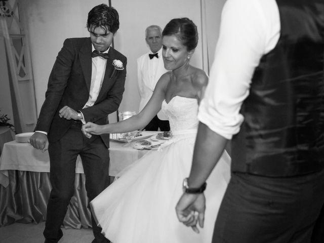 Il matrimonio di Andrea e Marzia a Castelli, Teramo 52