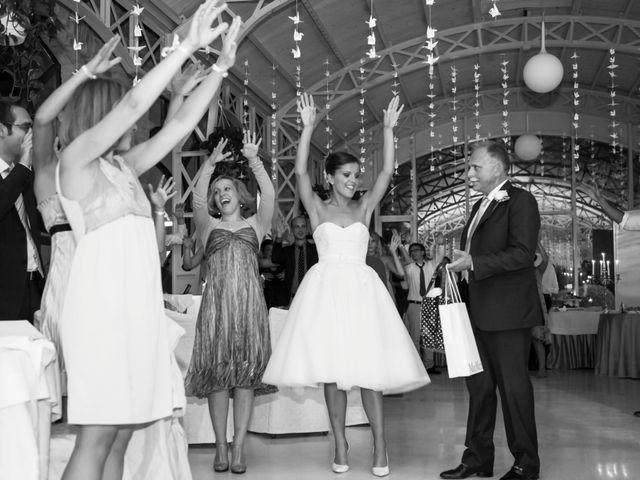 Il matrimonio di Andrea e Marzia a Castelli, Teramo 54