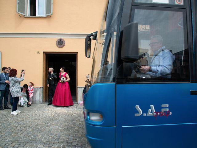 Il matrimonio di Claudio e Giada a Arona, Novara 6