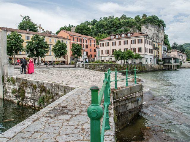 Il matrimonio di Claudio e Giada a Arona, Novara 9