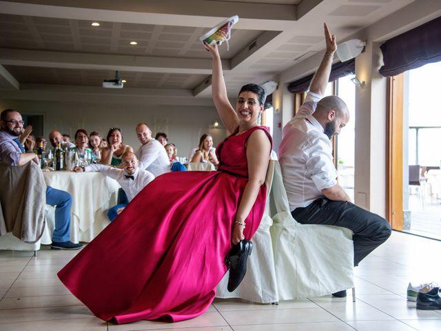 Il matrimonio di Claudio e Giada a Arona, Novara 11