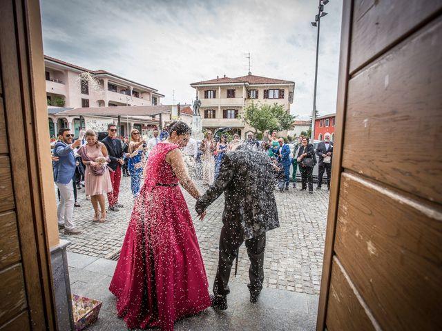 Il matrimonio di Claudio e Giada a Arona, Novara 17