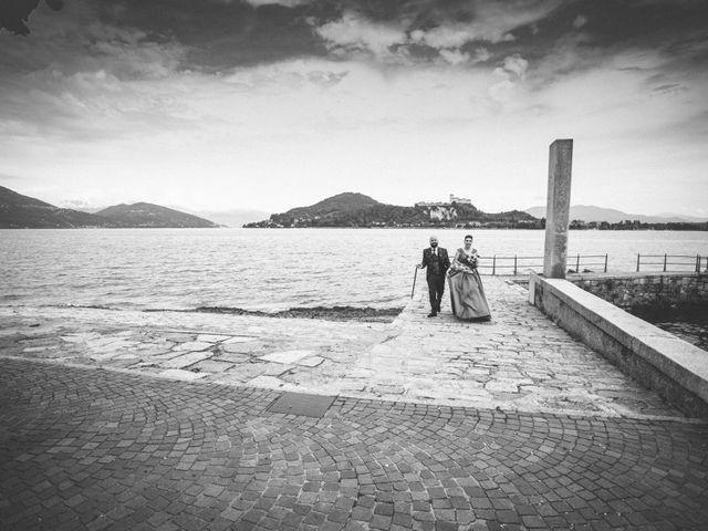Il matrimonio di Claudio e Giada a Arona, Novara 23