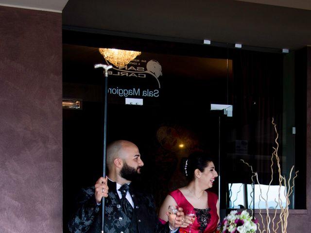 Il matrimonio di Claudio e Giada a Arona, Novara 27