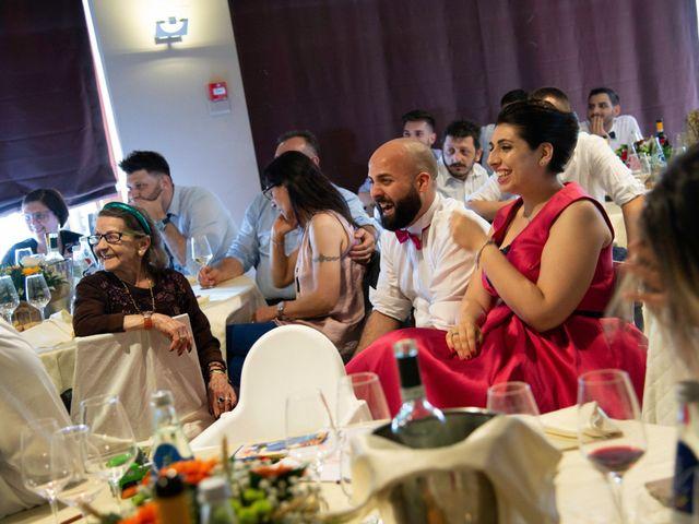 Il matrimonio di Claudio e Giada a Arona, Novara 29