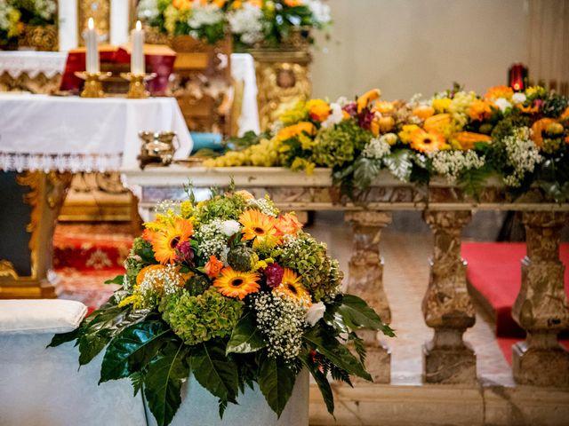 Il matrimonio di Diego e Stefania a Verdello, Bergamo 30
