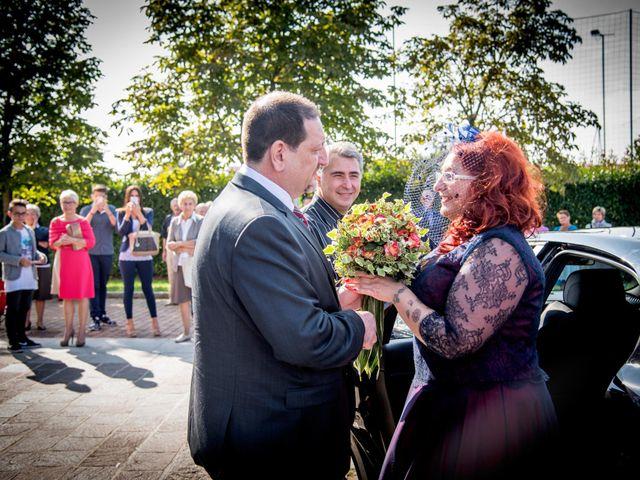 Il matrimonio di Diego e Stefania a Verdello, Bergamo 38