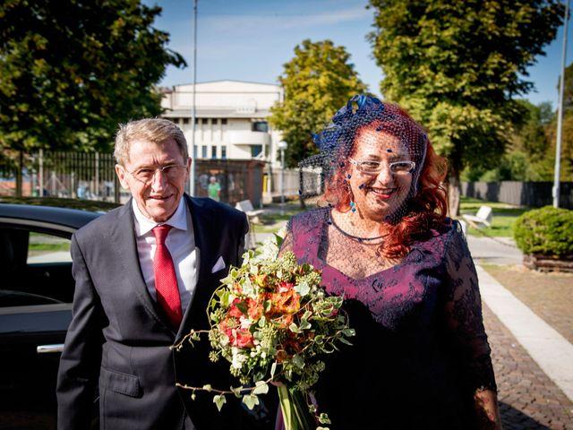 Il matrimonio di Diego e Stefania a Verdello, Bergamo 40