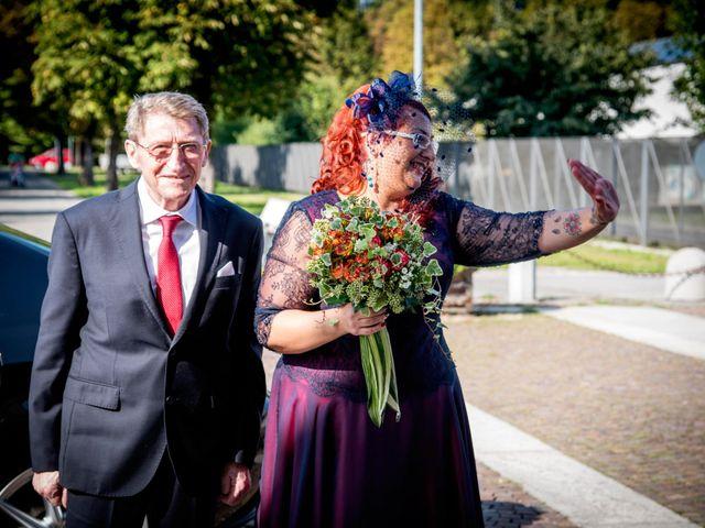 Il matrimonio di Diego e Stefania a Verdello, Bergamo 43
