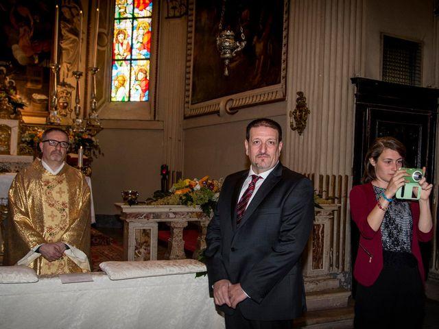 Il matrimonio di Diego e Stefania a Verdello, Bergamo 45
