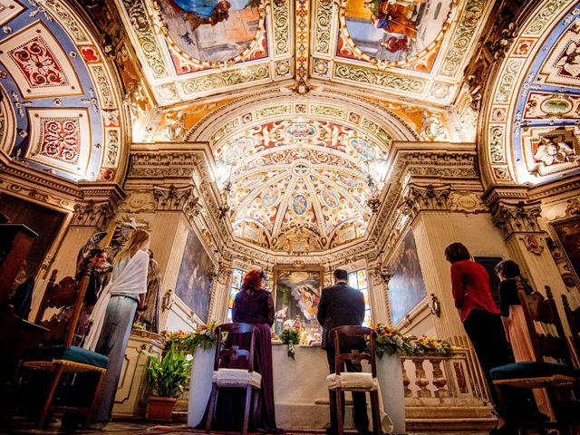Il matrimonio di Diego e Stefania a Verdello, Bergamo 46