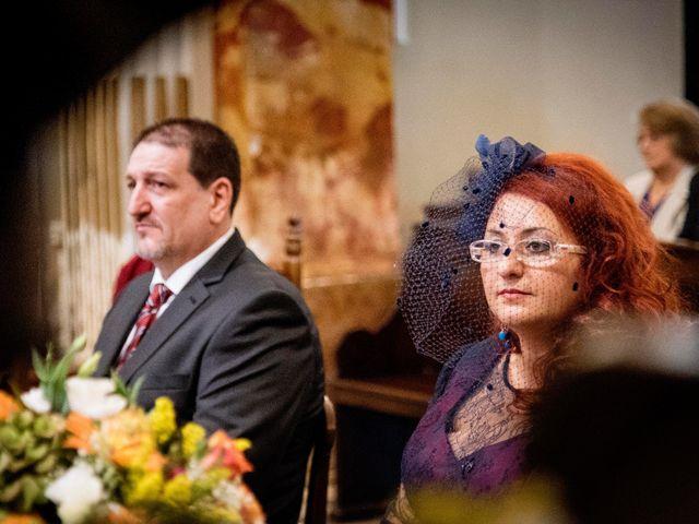 Il matrimonio di Diego e Stefania a Verdello, Bergamo 53