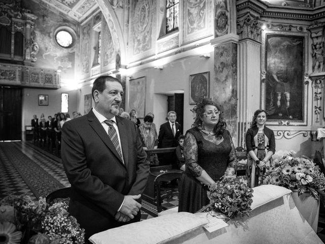 Il matrimonio di Diego e Stefania a Verdello, Bergamo 55