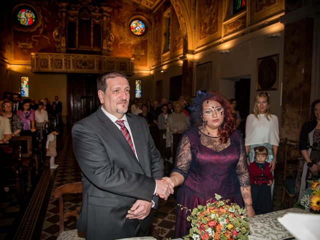 Il matrimonio di Diego e Stefania a Verdello, Bergamo 56