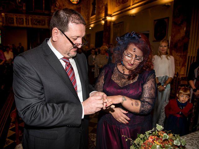 Il matrimonio di Diego e Stefania a Verdello, Bergamo 59