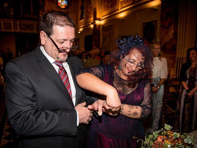 Il matrimonio di Diego e Stefania a Verdello, Bergamo 61