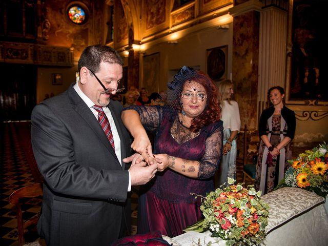 Il matrimonio di Diego e Stefania a Verdello, Bergamo 62