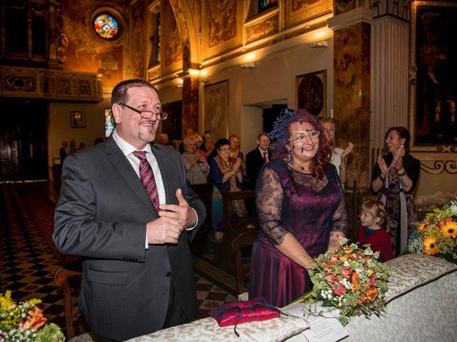 Il matrimonio di Diego e Stefania a Verdello, Bergamo 63