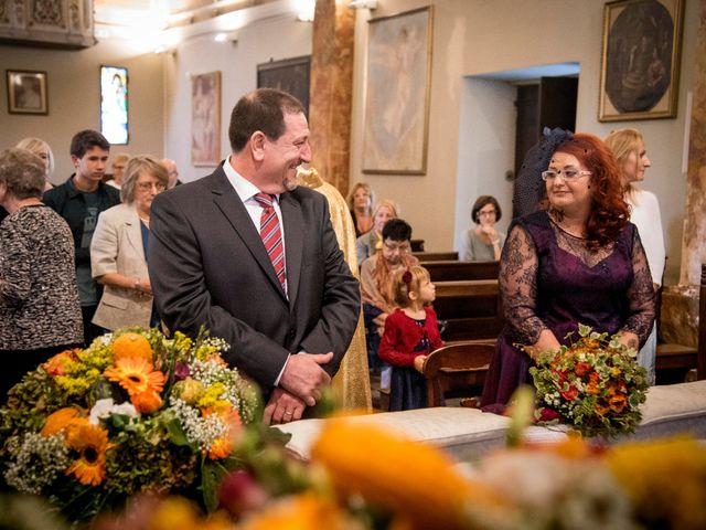 Il matrimonio di Diego e Stefania a Verdello, Bergamo 70