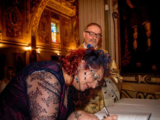 Il matrimonio di Diego e Stefania a Verdello, Bergamo 75