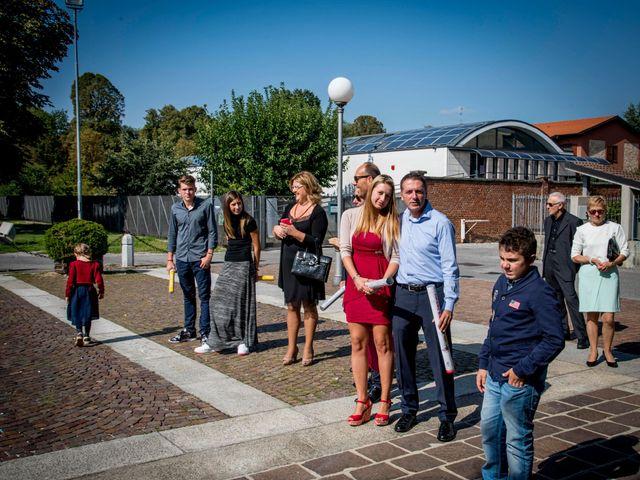 Il matrimonio di Diego e Stefania a Verdello, Bergamo 83