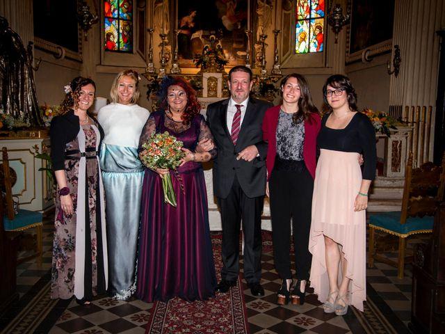 Il matrimonio di Diego e Stefania a Verdello, Bergamo 86