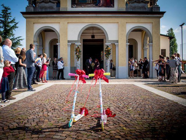 Il matrimonio di Diego e Stefania a Verdello, Bergamo 88