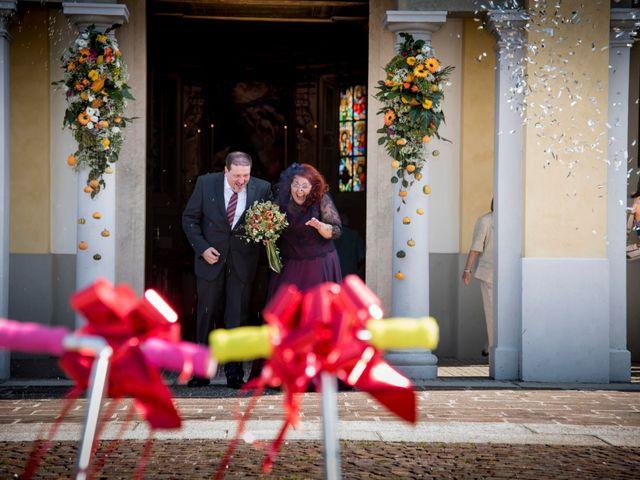 Il matrimonio di Diego e Stefania a Verdello, Bergamo 89