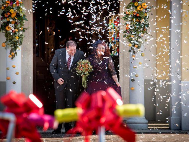 Il matrimonio di Diego e Stefania a Verdello, Bergamo 91