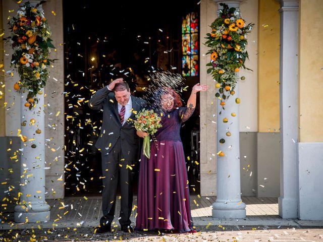 Il matrimonio di Diego e Stefania a Verdello, Bergamo 93