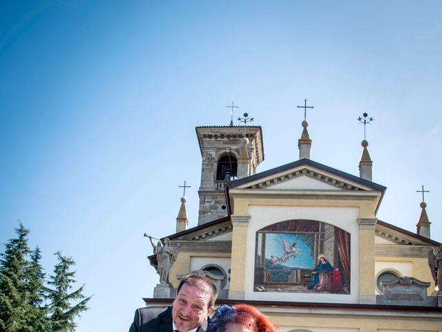 Il matrimonio di Diego e Stefania a Verdello, Bergamo 96