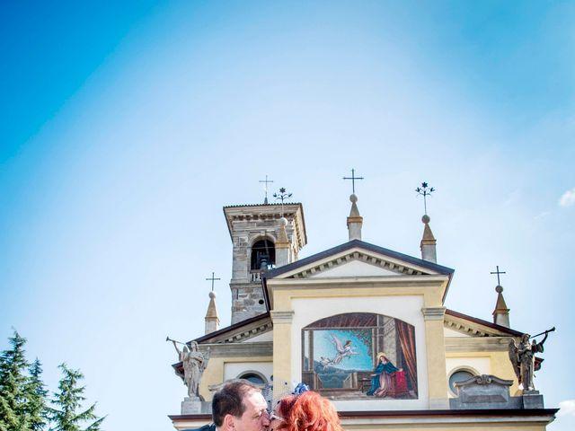 Il matrimonio di Diego e Stefania a Verdello, Bergamo 97