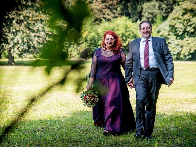 Il matrimonio di Diego e Stefania a Verdello, Bergamo 101