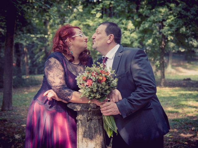 Il matrimonio di Diego e Stefania a Verdello, Bergamo 105