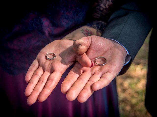 Il matrimonio di Diego e Stefania a Verdello, Bergamo 107