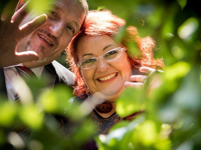 Il matrimonio di Diego e Stefania a Verdello, Bergamo 114