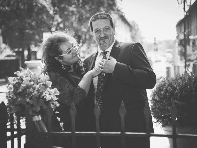 Il matrimonio di Diego e Stefania a Verdello, Bergamo 115
