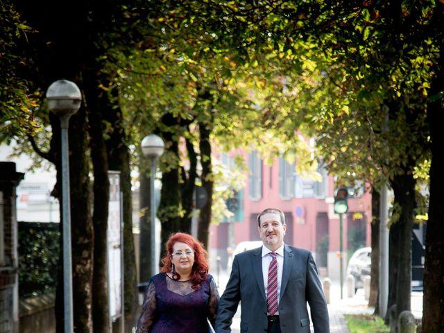 Il matrimonio di Diego e Stefania a Verdello, Bergamo 117