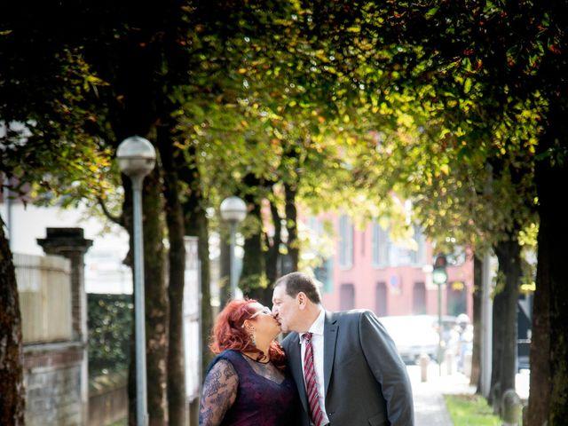 Il matrimonio di Diego e Stefania a Verdello, Bergamo 118