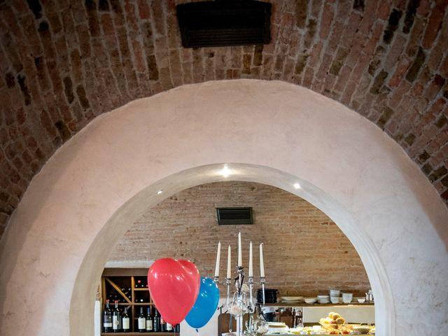 Il matrimonio di Diego e Stefania a Verdello, Bergamo 120