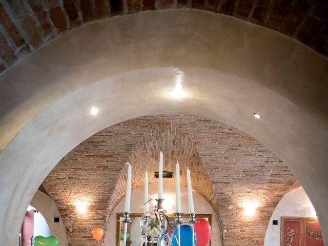 Il matrimonio di Diego e Stefania a Verdello, Bergamo 122