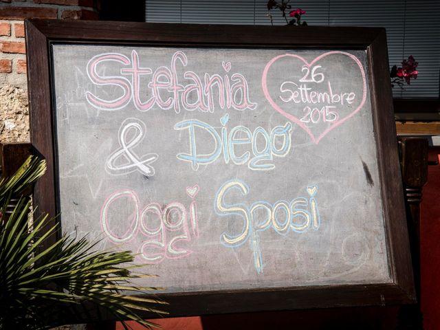 Il matrimonio di Diego e Stefania a Verdello, Bergamo 125