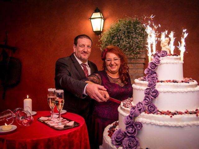 Il matrimonio di Diego e Stefania a Verdello, Bergamo 134