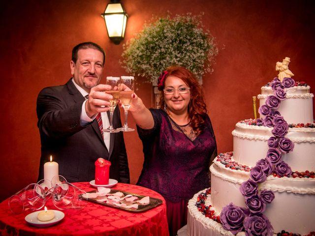 Il matrimonio di Diego e Stefania a Verdello, Bergamo 135