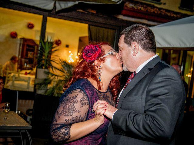 Il matrimonio di Diego e Stefania a Verdello, Bergamo 139