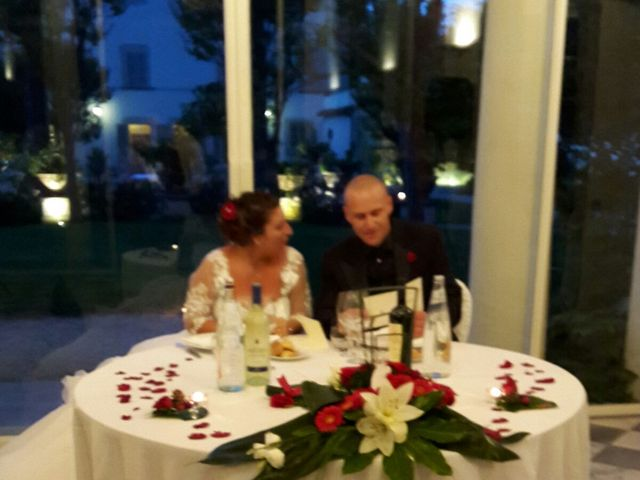 Il matrimonio di Rachele e David  a San Giuliano Terme, Pisa 4